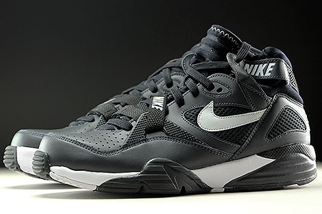 Nike Air Trainer Max 91 Anthracite Pure Platinum Black Profile