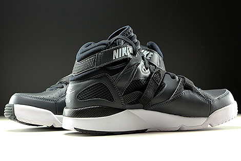 Nike Air Trainer Max 91 Anthracite Pure Platinum Black Inside