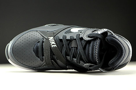 Nike Air Trainer Max 91 Anthracite Pure Platinum Black Over view