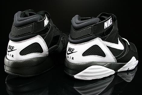 Nike Air Trainer Max 91 Black White Black Back view