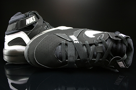 Nike Air Trainer Max 91 Black White Black Over view