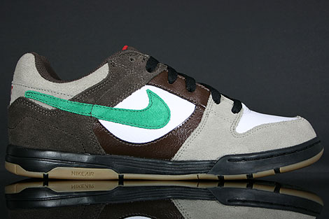 Nike Air Twilight Brown Green Red White