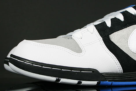 Nike Air Twilight Black White Platinum Italy Blue Inside