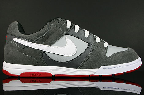 Nike Air Twilight Dark Grey White Wolf Grey