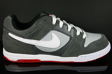 Nike Air Twilight Dark Grey White Wolf Grey Profile