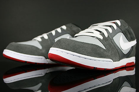 Nike Air Twilight Dark Grey White Wolf Grey Inside