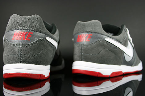 Nike Air Twilight Dark Grey White Wolf Grey Over view
