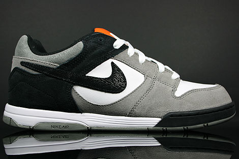 Nike Air Twilight Charcoal Black White Orange