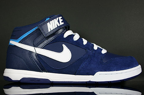 Nike Air Twilight Mid Binary Blue White Blue Glow