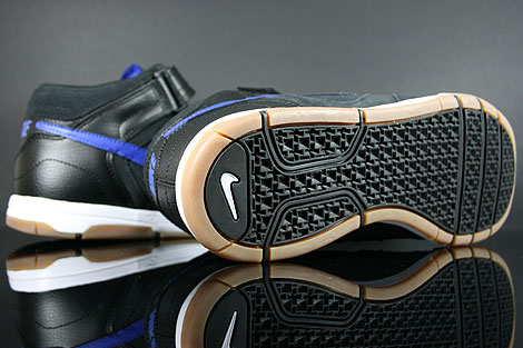 Nike Air Twilight Mid Black Drenched Blue Shoebox