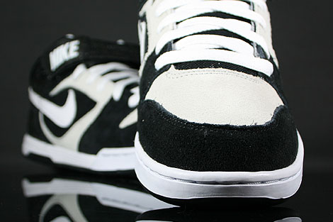 Nike Air Twilight Mid Black White Platinum Outsole