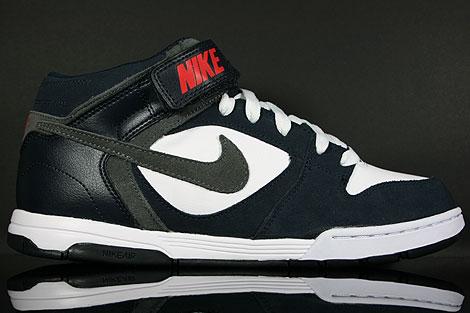 Nike Air Twilight Mid Dark Obsidian Dark Grey White