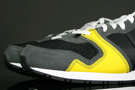 Nike Air Vengeance Black Varsity Maize Dark Grey Inside