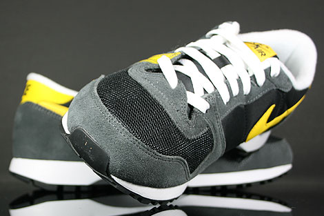 Nike Air Vengeance Black Varsity Maize Dark Grey Outsole