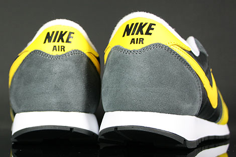 Nike Air Vengeance Black Varsity Maize Dark Grey Shoebox