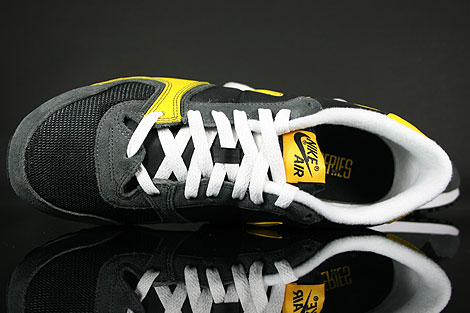 Nike Air Vengeance Black Varsity Maize Dark Grey