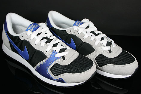 Nike Air Vengeance Black Varsity Royal Grey Silver