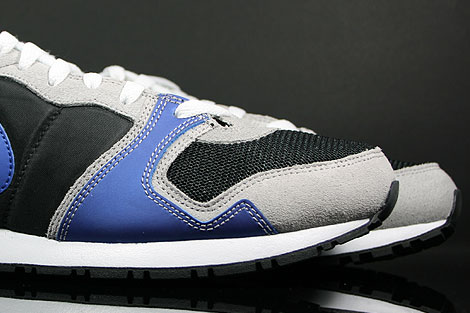 Nike Air Vengeance Black Varsity Royal Grey Silver Inside