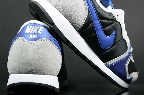 Nike Air Vengeance Black Varsity Royal Grey Silver Shoebox