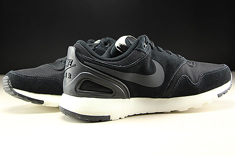 Nike Air Vibenna Black Anthracite Sail Inside