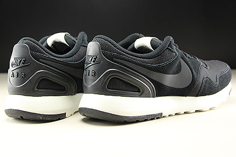 Nike Air Vibenna Black Anthracite Sail Back view