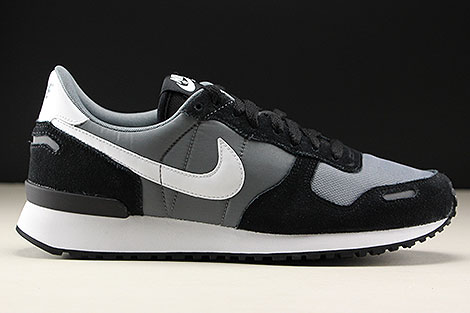 Nike Air Vortex Black White Cool Grey Right