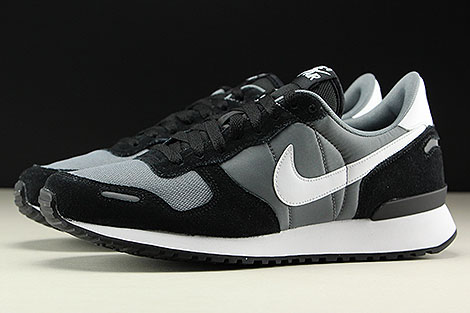 Nike Air Vortex Black White Cool Grey Profile