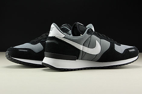 Nike Air Vortex Black White Cool Grey Inside