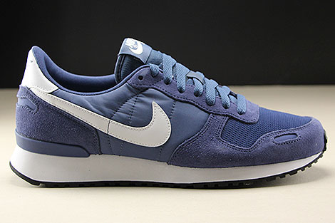 Nike Air Vortex Blue Recall White Right