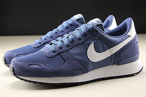 Nike Air Vortex Blue Recall White Profile