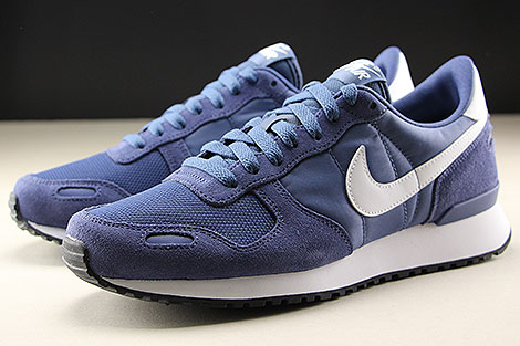 Nike Air Vortex Blue Recall White Sidedetails