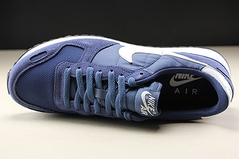 Nike Air Vortex Blue Recall White Over view