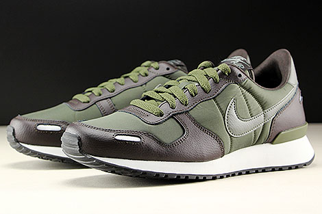 Nike Air Vortex Cargo Khaki River Rock Sidedetails