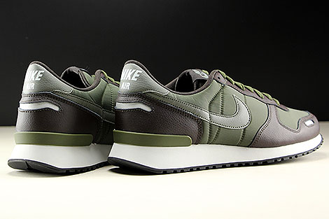Nike Air Vortex Cargo Khaki River Rock Back view