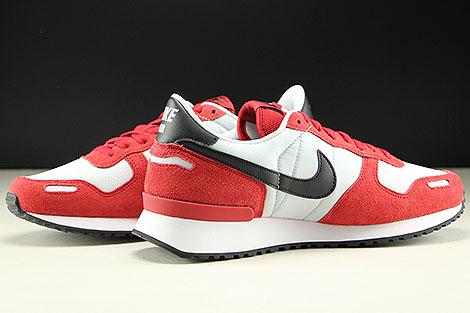 Nike Air Vortex Rot Schwarz Hellgrau Innenseite