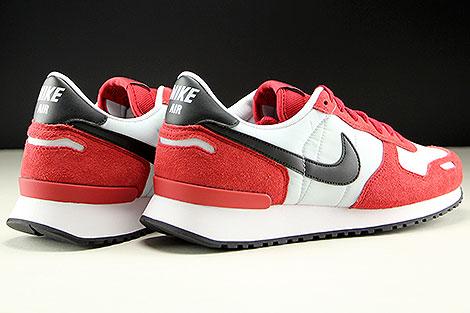 Nike Air Vortex Rot Schwarz Hellgrau Rueckansicht