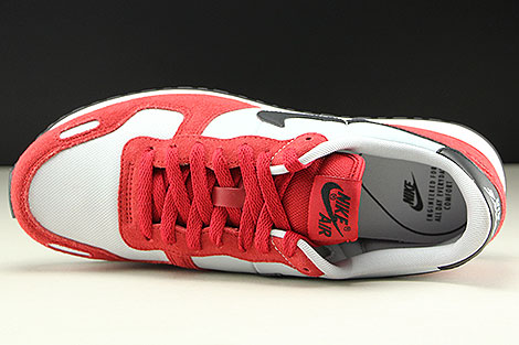 Nike Air Vortex Gym Red Black Pure Platinum Over view