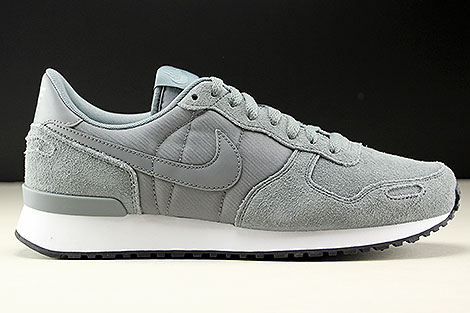 Nike Air Vortex Leather Grau Weiss Schwarz