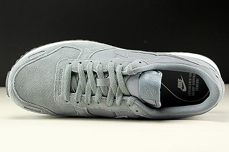 Nike Air Vortex Leather Cool Grey Cool Grey White Over view