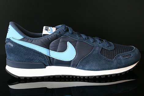 Nike Air Vortex Retro Dunkelblau Blau Weiss Schwarz