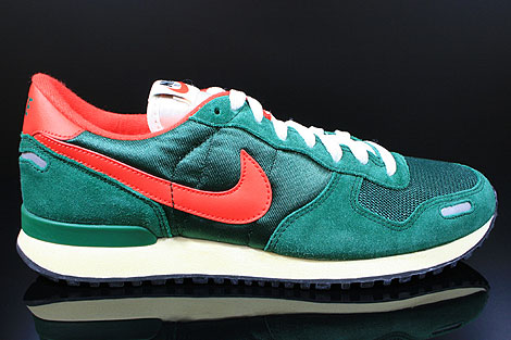 Nike Air Vortex Vintage Gorge Green Chilling Red Black