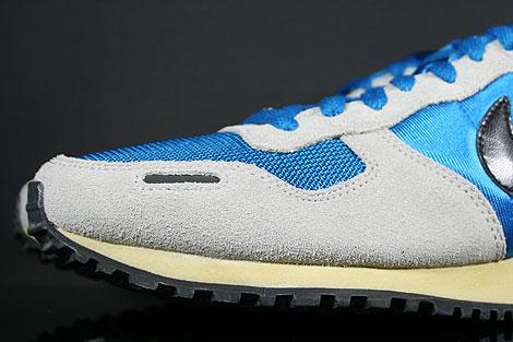 Nike Air Vortex Vintage Blau Grau Schwarz Beige Innenseite