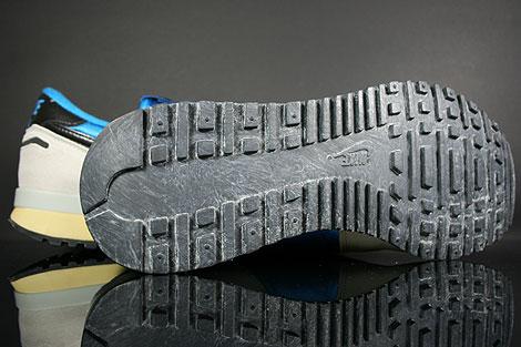 Nike Air Vortex Vintage Blau Grau Schwarz Beige Schuhkarton