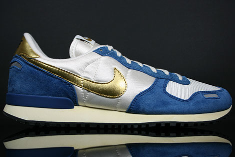 dividendo Stratford on Avon estar  Nike Air Vortex Vintage Sail Metallic Gold Blue Black 429773-100 - Purchaze