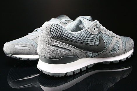 Nike Air Waffle Trainer Cool Grey Black Anthracite Base Grey Inside