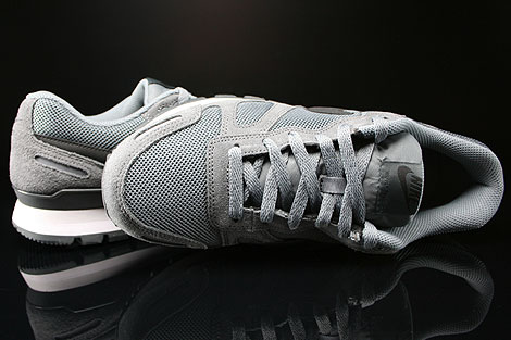 Nike Air Waffle Trainer Cool Grey Black Anthracite Base Grey Over view