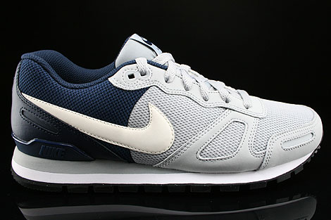 Nike Air Waffle Trainer Wolf Grey White Black Obsidian