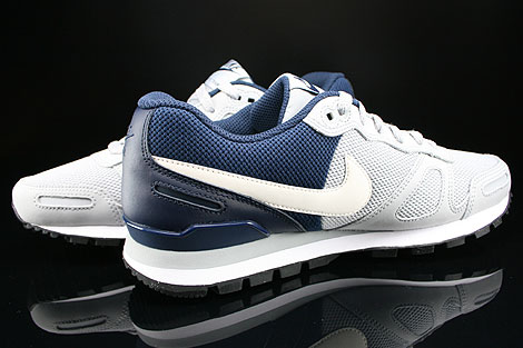 Nike Air Waffle Trainer Wolf Grey White Black Obsidian Inside