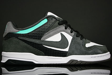 Nike Zoom Oncore Dark Shadow Anthracite Black Mint