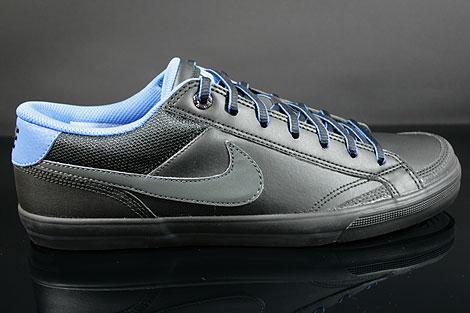 Nike Capri 2 Schwarz Anthrazit Blau